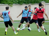 Armenia national team training sessions (04-06.06.2019)