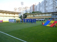 Friendly match: Moldova U21 - Armenia U21 1:0