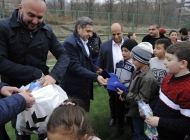 Mini pitches opening in Tavush region (27.12.19)