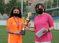 Urartu-girls is winner of Armenian championship Group B
