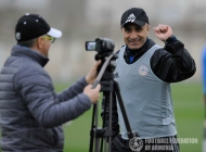 Armenia national team training session - 22.03.18