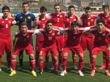 Armenian U-19 played a draw with Israel (video)