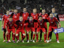 Armenia national team is 101 in FIFA ranking