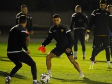 Armenian national team starts preparation