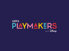 UEFA and Disney's Incredible initiative to help more girls in Armenia play football through Playmakers