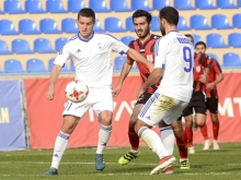 FC Banants v FC Ararat match ended in a draw