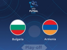 Futsal: Armenia to face Bulgaria in EURO 2022 play-offs