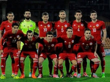 Armenia national team is 90th in FIFA ranking
