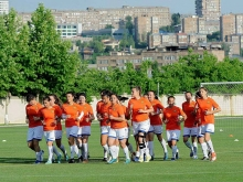 23 players called-up to Armenian U19 women national team