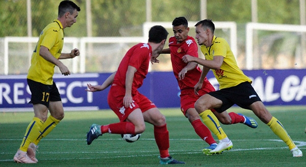 FC Alashkert beat Makedonija GP in UEL Qualifying round